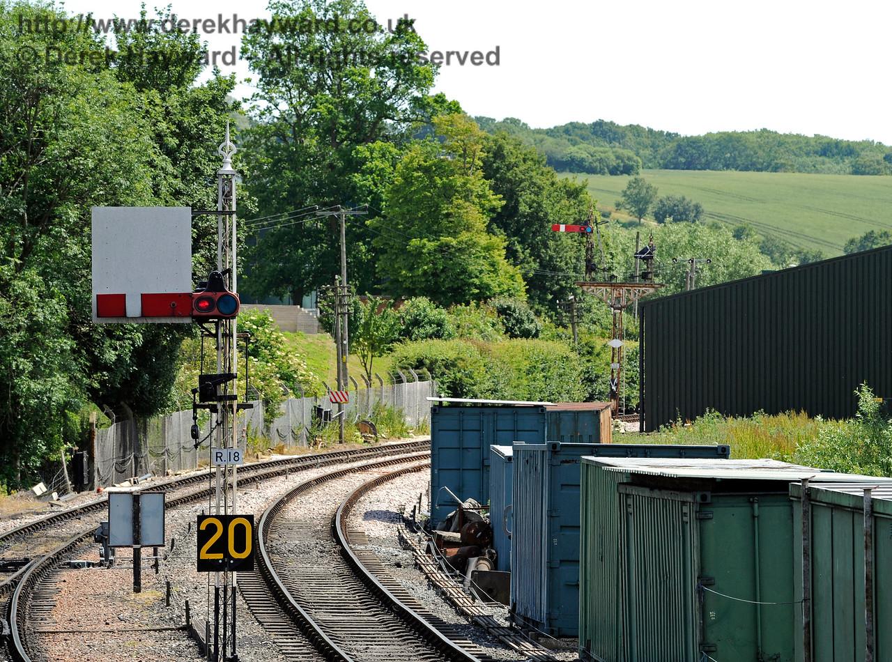 Rolvenden Station.  24.06.2015  11421