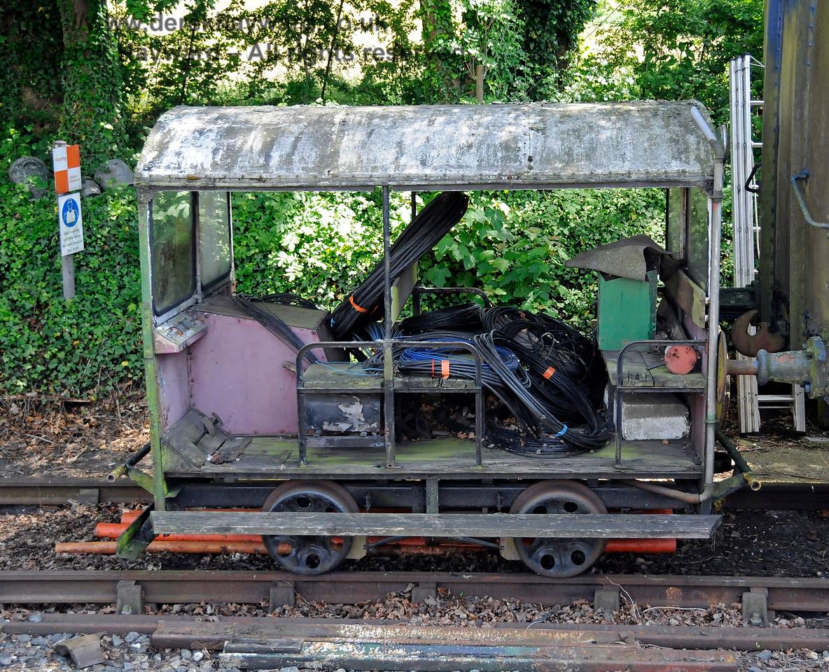 Tenterden Town Station 24.06.2015  12941