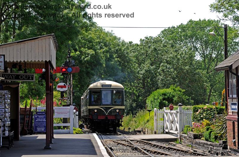 Tenterden Town Station 24.06.2015  11404