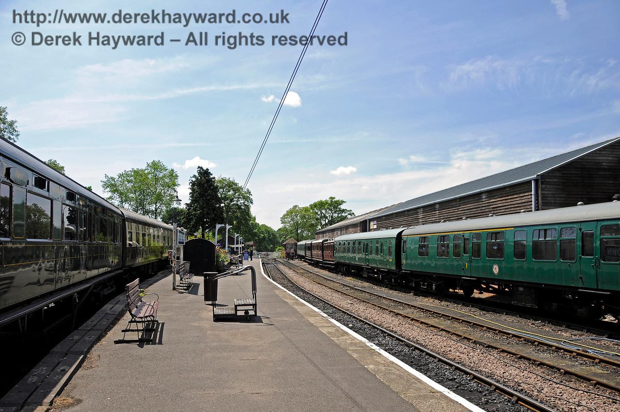 Tenterden Town Station 24.06.2015  12942