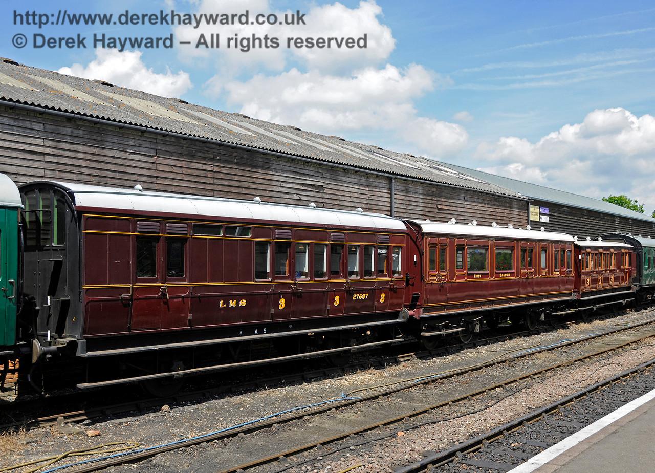 Tenterden Town Station 24.06.2015  12933