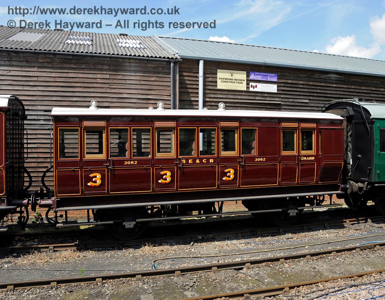 Tenterden Town Station 24.06.2015  12936