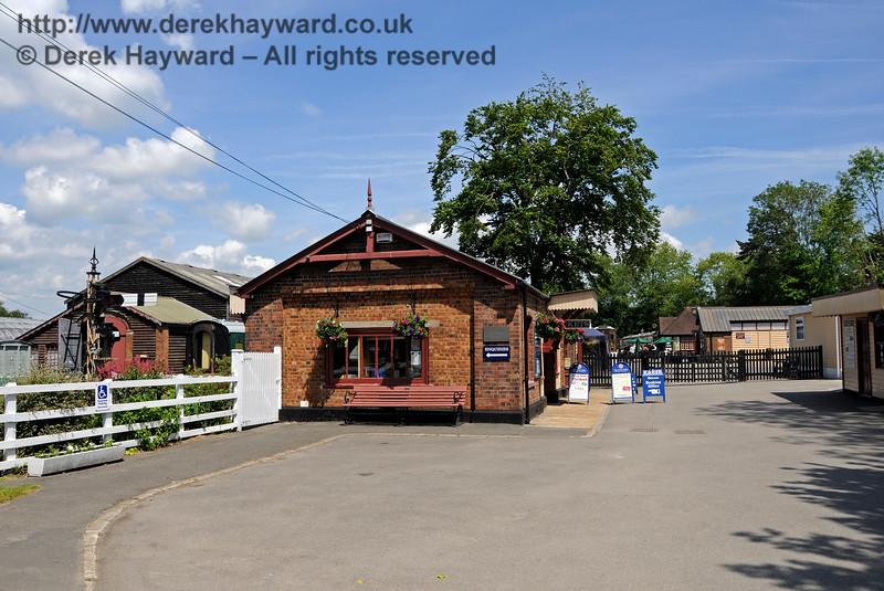 Tenterden Town Station 24.06.2015  12926