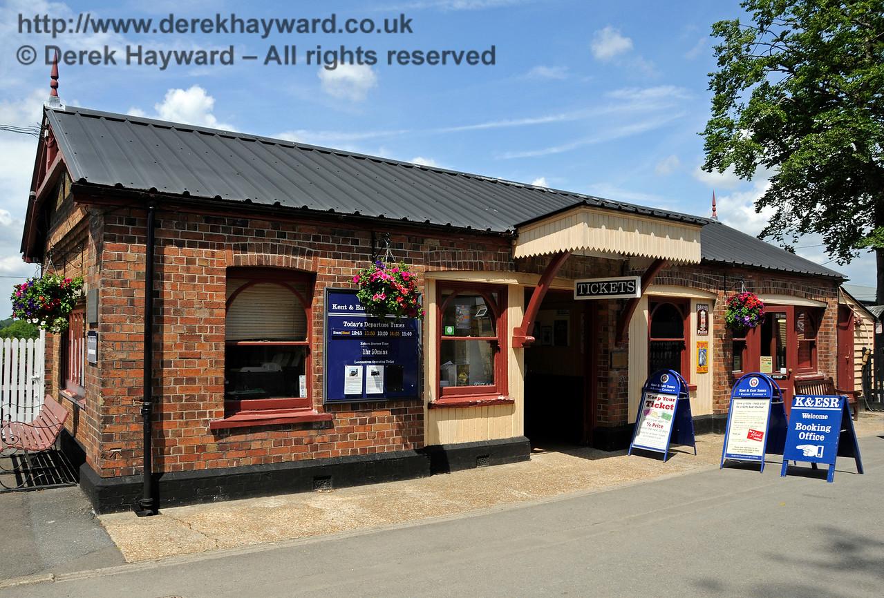 Tenterden Town Station 24.06.2015  12951
