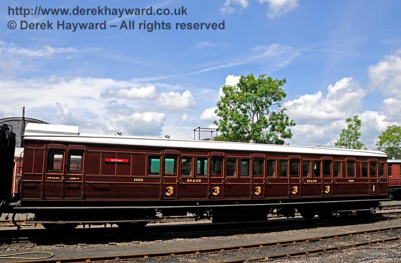Tenterden Town Station 24.06.2015  12938