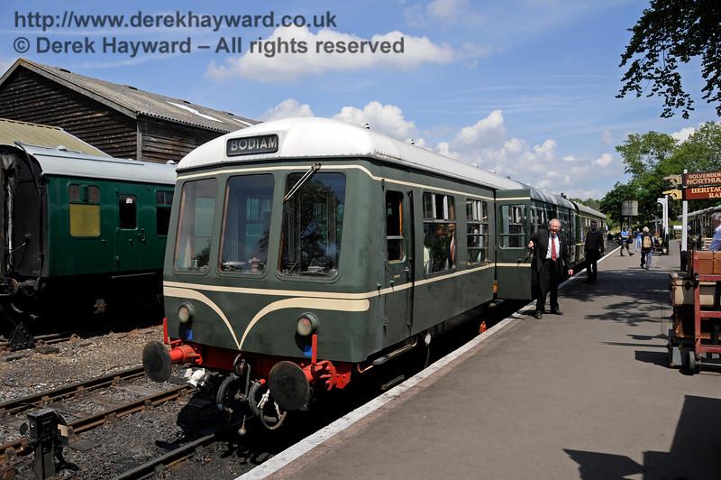 Tenterden Town Station 24.06.2015  12950