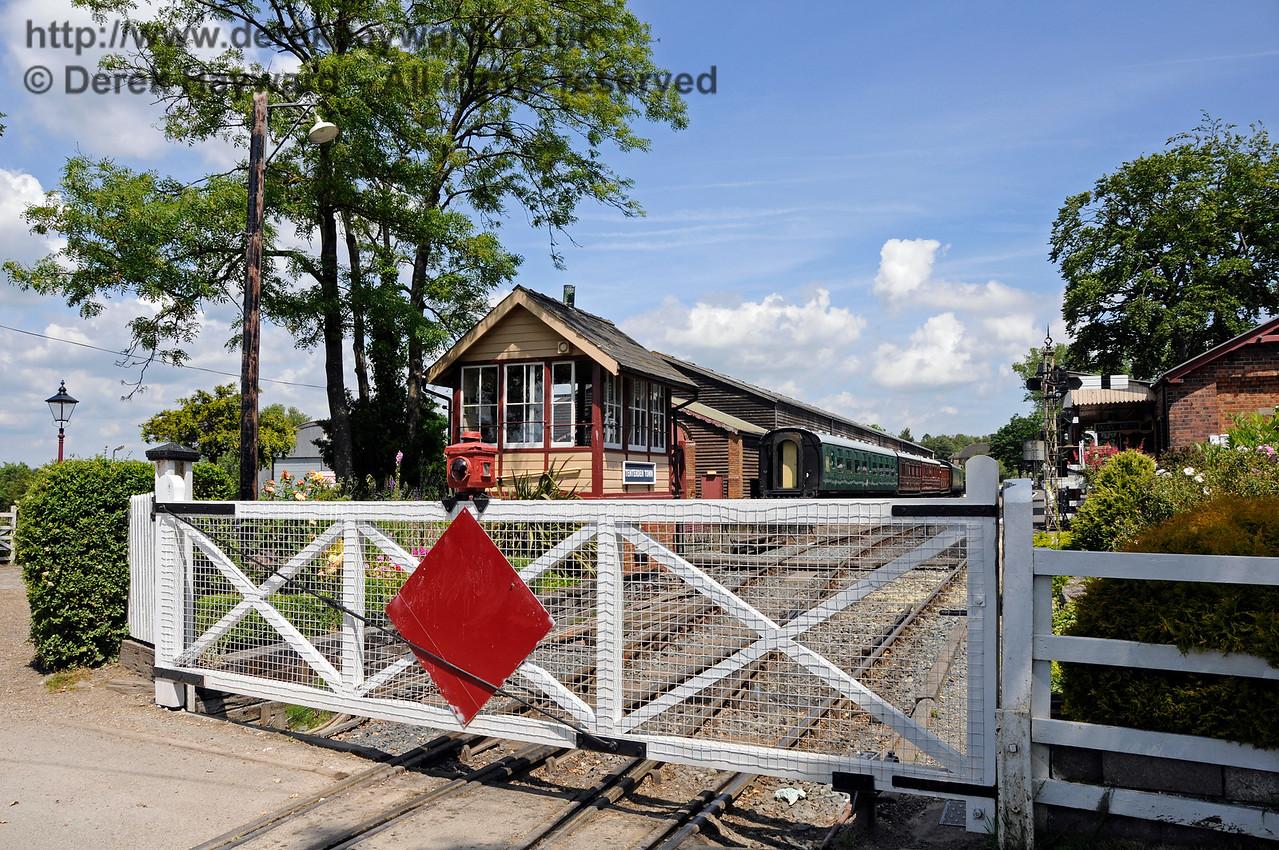 Tenterden Town Station 24.06.2015  12924