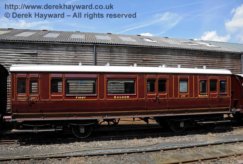 Tenterden Town Station 24.06.2015  12935