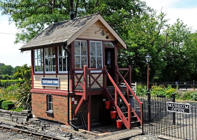 Tenterden Town Station 24.06.2015  12931
