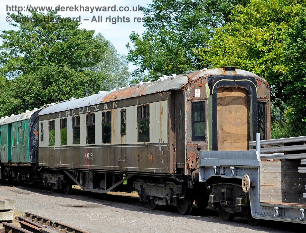 Wittersham Road Station.  24.06.2015  11460