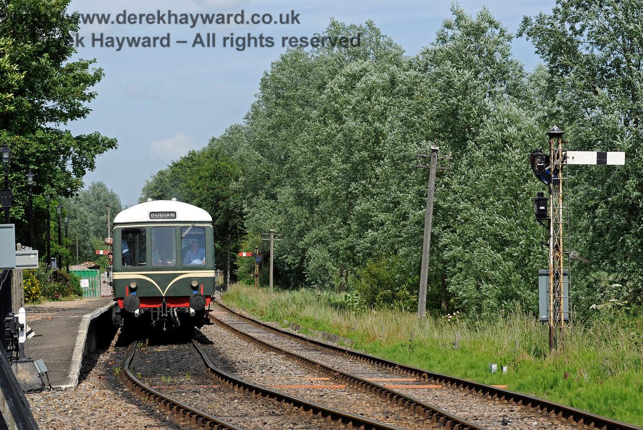 Wittersham Road Station.  24.06.2015  11451