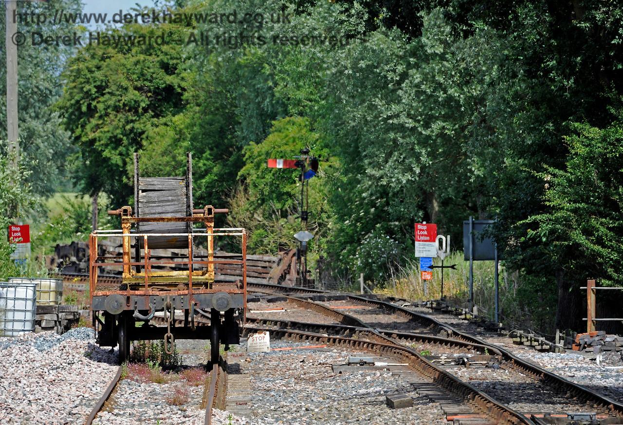 Wittersham Road Station.  24.06.2015  11429