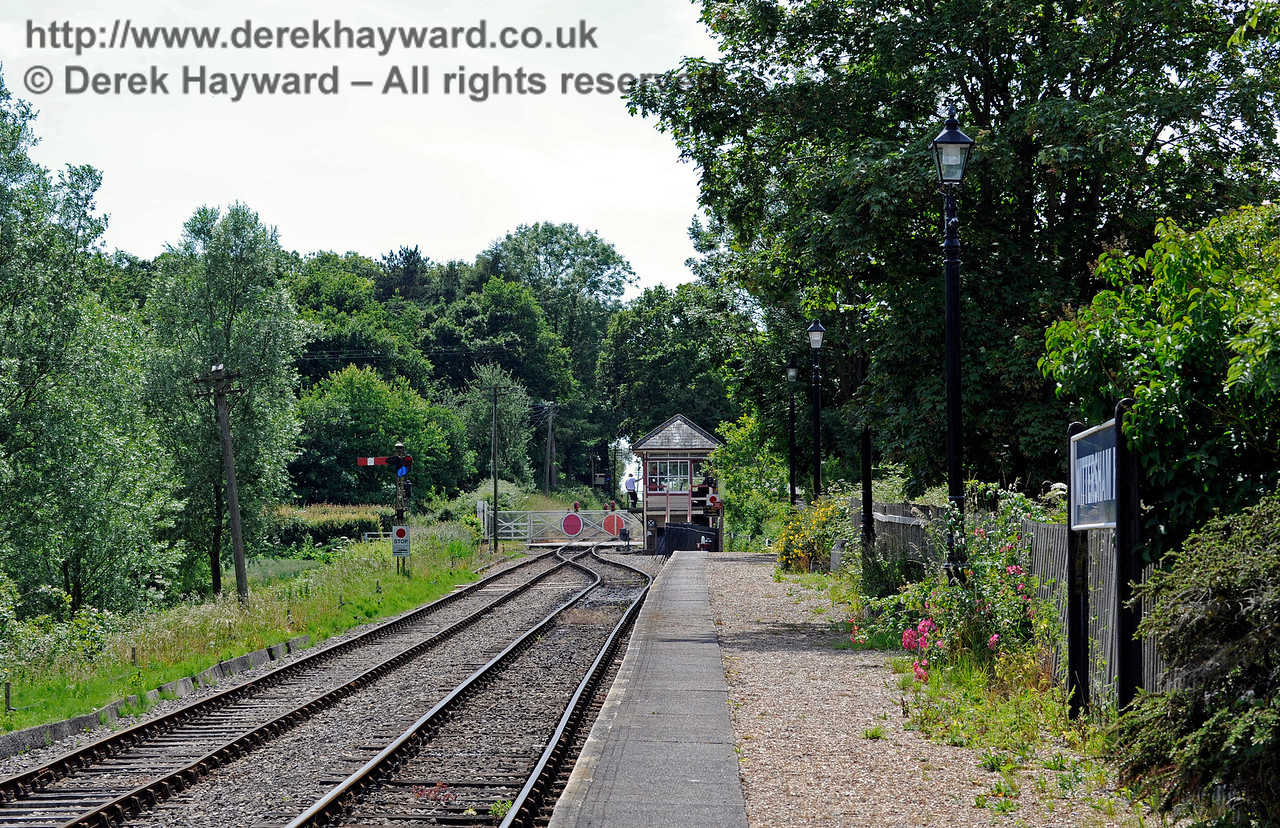Wittersham Road Station.  24.06.2015  11430