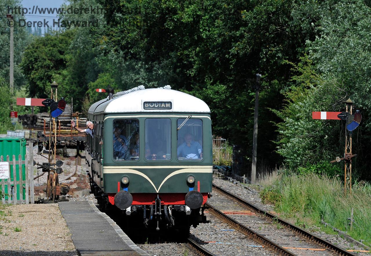 Wittersham Road Station.  24.06.2015  11438