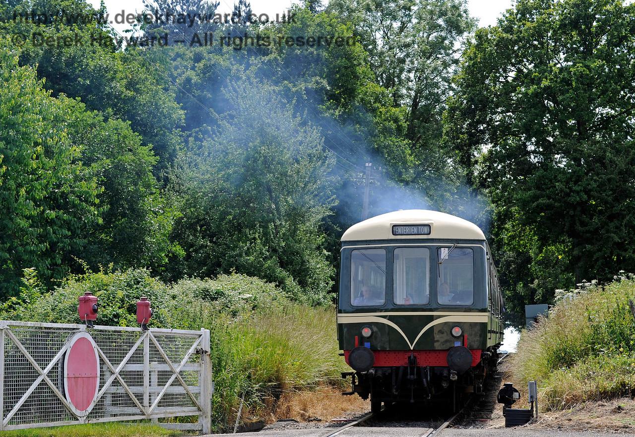 Wittersham Road Station.  24.06.2015  11453