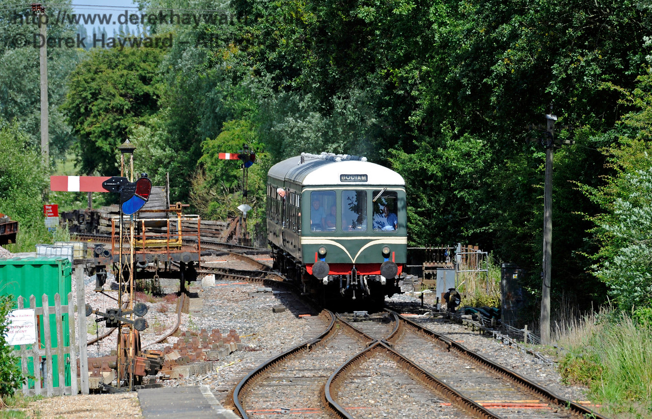 Wittersham Road Station.  24.06.2015  11435