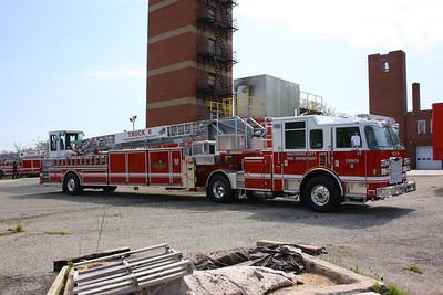 Baltimore Fire Academy