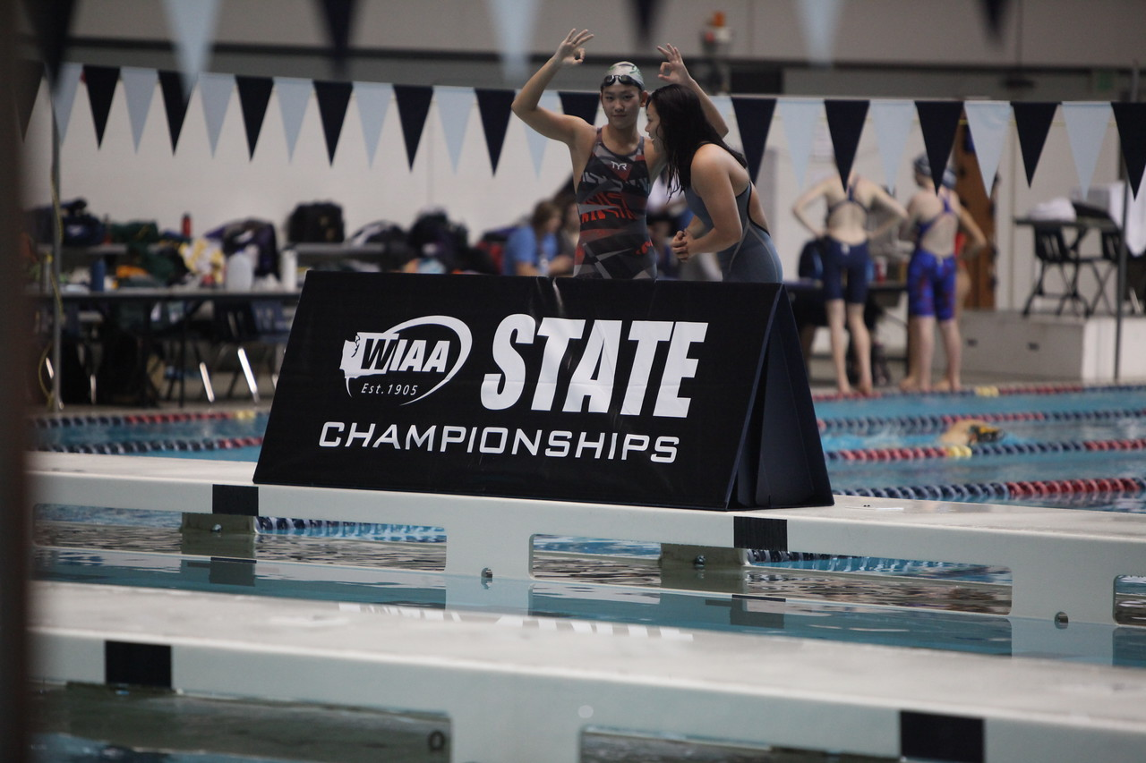 2016 4A Girls Swim and Dive State Finals - Nov 12