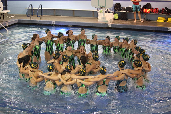Kentridge Girls Swim and Dive 2016