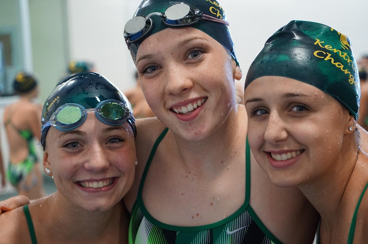 Kentridge Girls Swim and Dive - Danette Radke