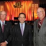 Tom Fangman, Craig Greenberg and Mike Ringswald.