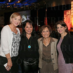 Jan Hyland, Shelley Trager-Kusman, Jean and Amy Trager.