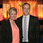 Andrea Smallwood and Joey Golemboski.
