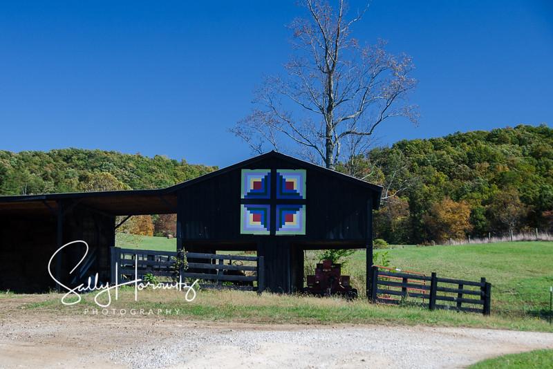 Mamaw's Log Cabin