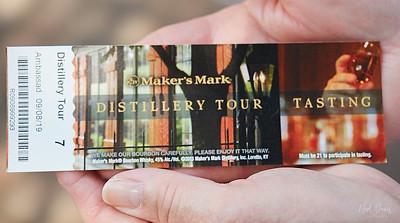 Ambassador's Distillery Tour & Tasting