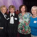 Barbara May, Jacqlyn Howard, Mary Lou Williams and Jennifer Webb.