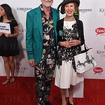 Steve Wilson and Laura Lee Brown.