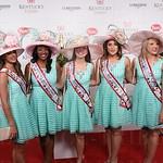 The Kentucky Derby Princesses.