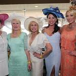 Lisa Crump, Pamela Kebortz, Judy Nelson, Lindsay Locasto and Doree Nelson.