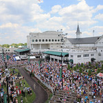 The Kentucky  Derby.
