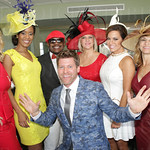 Amy Dennison, Julie Smith, Andre Wilson, Jude Lowe, Tammy York Day, CNN\'s Robin Meade and Justine Reiss.