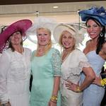 Lisa Crump, Pamela Kebortz, Judy Nelson and Lindsay Locasto.