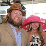 Nick and Jenny Mangold.