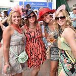 Katie Calucci, Alism Deery-Hill, Carisa Roberts, Bethany  Mock.