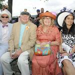 Michael, Dana and Kathy Cone and Natasha Hernandez.