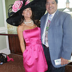 Cyndy Tandy and Fernando Davila