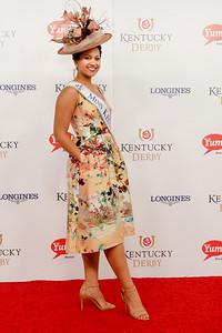 Clark Davis, Miss Kentucky