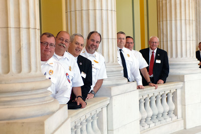 Kentucky Ambulance Providers Association Congressional Delegation in the House Cannon Office Building.