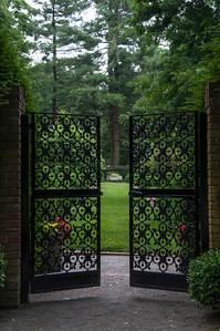 Kentucky Homes and Gardens Magazine Photos of Ashland Garden