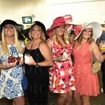 Becky Davidson, Melonie Lowery, Kendall Schulz ,Baileiy Frantz.