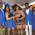 Darrly and Courtney Bell, Joyia Johnson, Brandon Anderson and LaCole Knight.