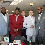 Kevin Studdard, Jason Lee, Jeff Hadley, Eric Payne and Ruben Studdard.