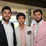 Shayan Danyal, Salik and Sikander Chowhan.