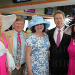 Debbie Hannan, Jerry Smith, Elizabeth Chadwell, Dan Rupp and Janis Young