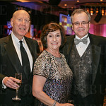 Steve Berger, Christy Kramer and Bill Florescu.
