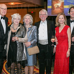 Henry and Marti Kuehn, Barbara and Fred Arensman and Marie and James White.